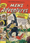 Cover for Men's Adventures (Bell Features, 1950 series) #4