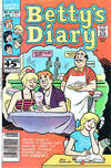 Cover for Betty's Diary (Archie, 1986 series) #10 [Canadian]