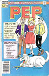Cover for Pep (Archie, 1960 series) #391 [Canadian price variant]