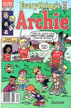 Cover Thumbnail for Everything's Archie (1969 series) #157 [Canadian price variant]