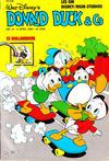 Cover for Donald Duck & Co (Hjemmet / Egmont, 1948 series) #14/1989