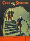 Cover for Spøk og Spenning (Magasinet For Alle, 1941 series) #9/1942