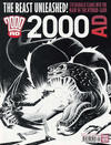 Cover for 2000 AD (Rebellion, 2001 series) #1829