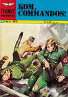 Cover for Front serien (Illustrerte Klassikere / Williams Forlag, 1965 series) #4/1975