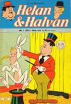 Cover for Helan & Halvan [Helan og Halvan] (Atlantic Forlag, 1978 series) #1/1981