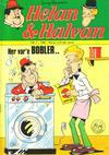 Cover for Helan & Halvan [Helan og Halvan] (Atlantic Forlag, 1978 series) #3/1980