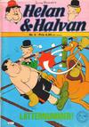 Cover for Helan & Halvan [Helan og Halvan] (Atlantic Forlag, 1978 series) #4/1982