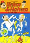 Cover for Helan & Halvan [Helan og Halvan] (Atlantic Forlag, 1978 series) #6/1980