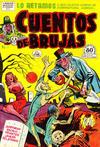 Cover for Cuentos de Brujas (Editora de Periódicos La Prensa S.C.L., 1951 series) #1