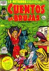 Cover for Cuentos de Brujas (Editora de Periódicos La Prensa S.C.L., 1951 series) #2