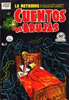 Cover for Cuentos de Brujas (Editora de Periódicos La Prensa S.C.L., 1951 series) #3
