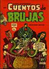 Cover for Cuentos de Brujas (Editora de Periódicos La Prensa S.C.L., 1951 series) #6