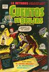 Cover for Cuentos de Brujas (Editora de Periódicos La Prensa S.C.L., 1951 series) #7