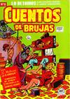 Cover for Cuentos de Brujas (Editora de Periódicos La Prensa S.C.L., 1951 series) #8