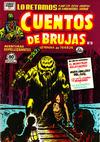 Cover for Cuentos de Brujas (Editora de Periódicos La Prensa S.C.L., 1951 series) #9