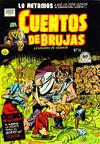 Cover for Cuentos de Brujas (Editora de Periódicos La Prensa S.C.L., 1951 series) #11