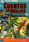 Cover for Cuentos de Brujas (Editora de Periódicos La Prensa S.C.L., 1951 series) #13