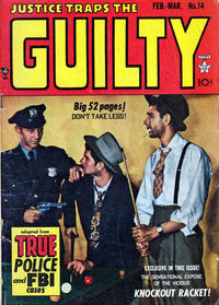Cover Thumbnail for Justice Traps the Guilty (Prize, 1947 series) #v3#2 (14)
