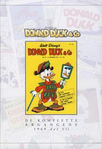 Cover Thumbnail for Donald Duck & Co De komplette årgangene (Hjemmet / Egmont, 1998 series) #[105] - 1969 del 7