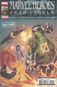 Cover Thumbnail for Marvel Heroes (Panini France, 2011 series) #13