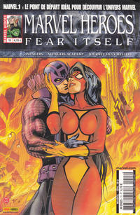 Cover Thumbnail for Marvel Heroes (Panini France, 2011 series) #15