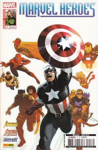 Cover Thumbnail for Marvel Heroes (Panini France, 2011 series) #17