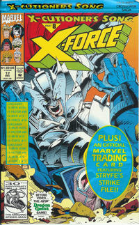 Cover Thumbnail for X-Force (Marvel, 1991 series) #17 [Direct]