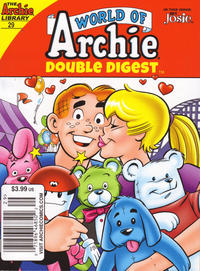 Cover Thumbnail for World of Archie Double Digest (Archie, 2010 series) #29 [Newsstand]