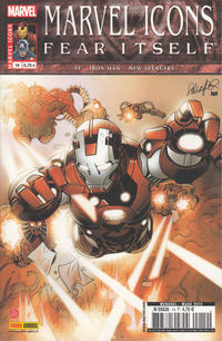 Cover Thumbnail for Marvel Icons (Panini France, 2011 series) #14