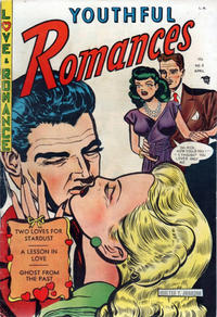 Cover Thumbnail for Youthful Romances (Pix-Parade, 1950 series) #5