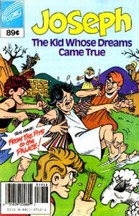 Cover Thumbnail for Joseph, the Kid Whose Dreams Came True (Tyndale House Publishers, Inc, 1987 series)