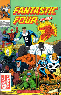 Cover Thumbnail for Fantastic Four Special (Juniorpress, 1983 series) #38