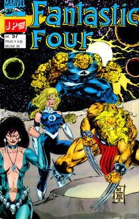 Cover Thumbnail for Fantastic Four Special (Juniorpress, 1983 series) #57
