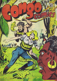 Cover Thumbnail for Congo Comics (Pioneer Publications, 1946 ? series) #27