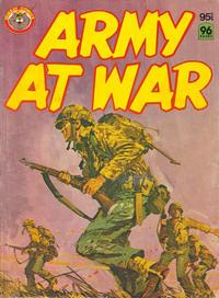 Cover Thumbnail for Army at War (K. G. Murray, 1981 ? series)