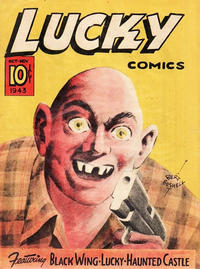 Cover Thumbnail for Lucky Comics (Maple Leaf Publishing, 1941 series) #v2#6