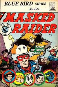 Cover Thumbnail for Masked Raider (Charlton, 1959 series) #5 [Blue Bird]