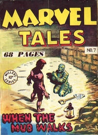 Cover Thumbnail for Marvel Tales (L. Miller & Son, 1959 series) #7