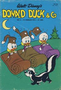Cover Thumbnail for Donald Duck & Co (Hjemmet / Egmont, 1948 series) #8/1974