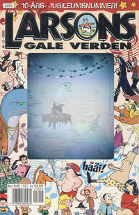 Cover Thumbnail for Larsons gale verden (Bladkompaniet / Schibsted, 1992 series) #12/2002