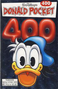 Cover Thumbnail for Donald Pocket (Hjemmet / Egmont, 1968 series) #400