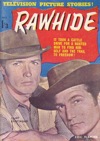 Cover Thumbnail for Rawhide (Magazine Management, 1960 ? series) #6