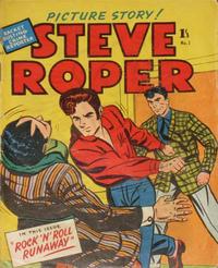 Cover Thumbnail for Steve Roper (Magazine Management, 1959 ? series) #1
