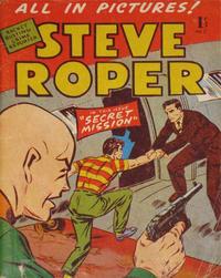Cover Thumbnail for Steve Roper (Magazine Management, 1959 ? series) #2