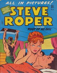 Cover Thumbnail for Steve Roper (Magazine Management, 1959 ? series) #6
