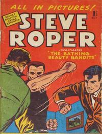 Cover Thumbnail for Steve Roper (Magazine Management, 1959 ? series) #7