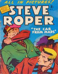 Cover Thumbnail for Steve Roper (Magazine Management, 1959 ? series) #8