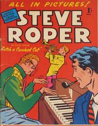 Cover Thumbnail for Steve Roper (Magazine Management, 1959 ? series) #9