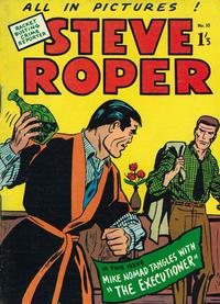 Cover Thumbnail for Steve Roper (Magazine Management, 1959 ? series) #10