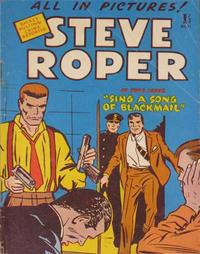 Cover Thumbnail for Steve Roper (Magazine Management, 1959 ? series) #11